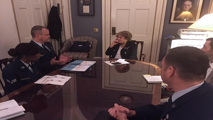 Commander talks Niagara on Capitol Hill