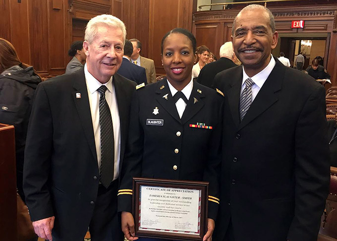 Local Soldier/Citizen Airman recognized