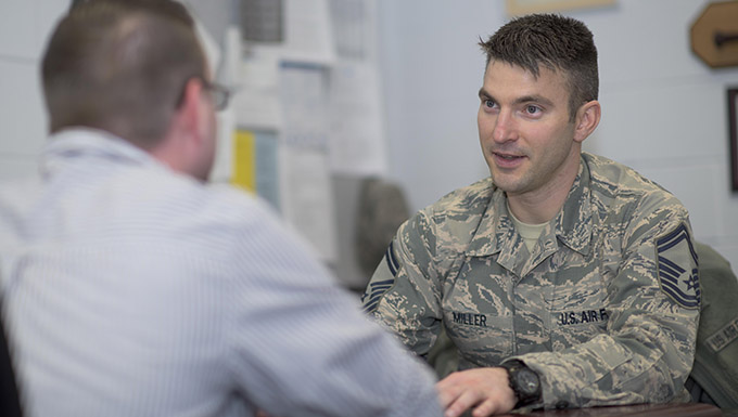 Air Force Reserve seeks to gain recruiters