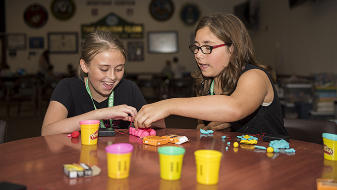 4H hosts STEM camp for air base youth