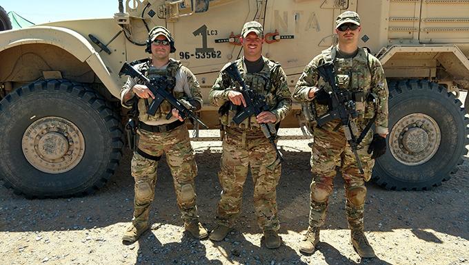 914th Reserve Citizen Airmen participate in Operation Trident