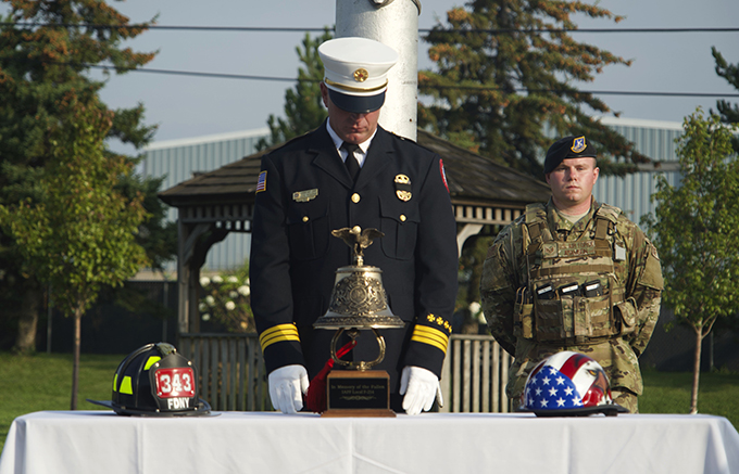 914th ARW honors lives lost in tragedy on American soil 18 years ago