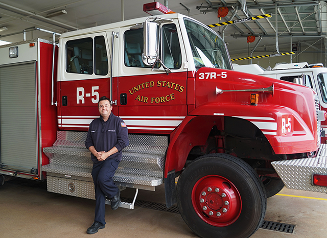 First responder from 914th FES shares poignant memories of 9/11