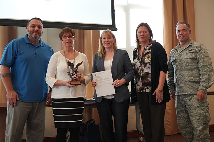 914th Civilian Personnel Flight earns AFRC award