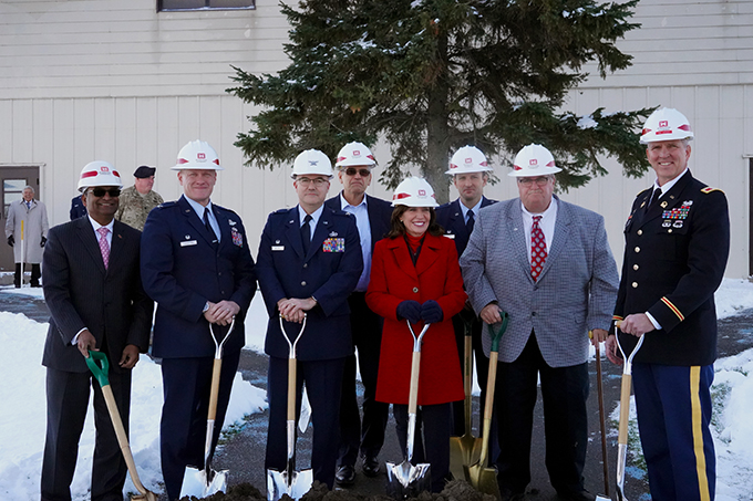 Niagara hosts ground-break ceremony for new fitness center
